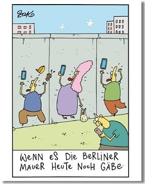 "Magnet ""Mauer"""