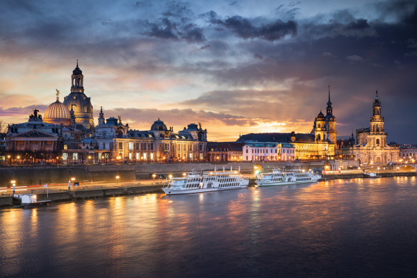 Wandbild Dresden (Motiv 00775)