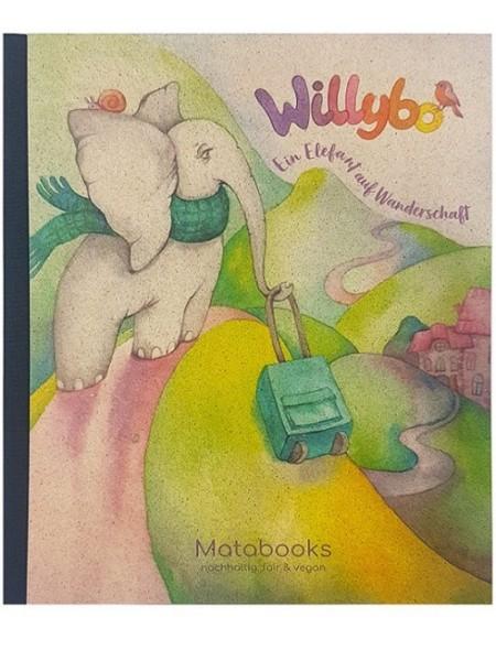 Willybo - ein Elefant auf Wanderschaft
