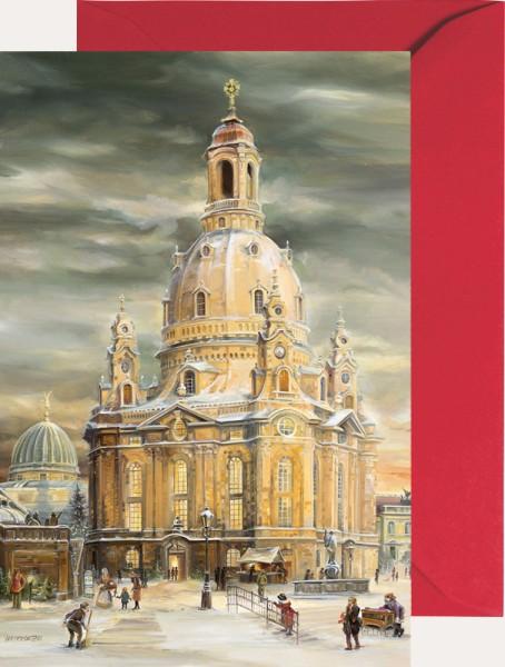 Mini-Adventskalender - Dresdner Frauenkirche Neu