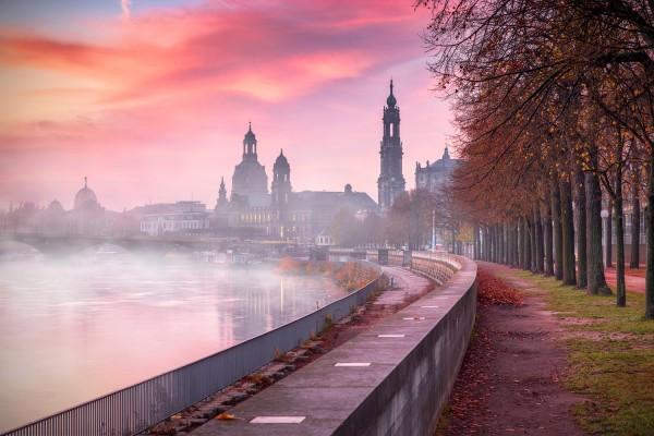 Wandbild Dresden (Motiv 00749)