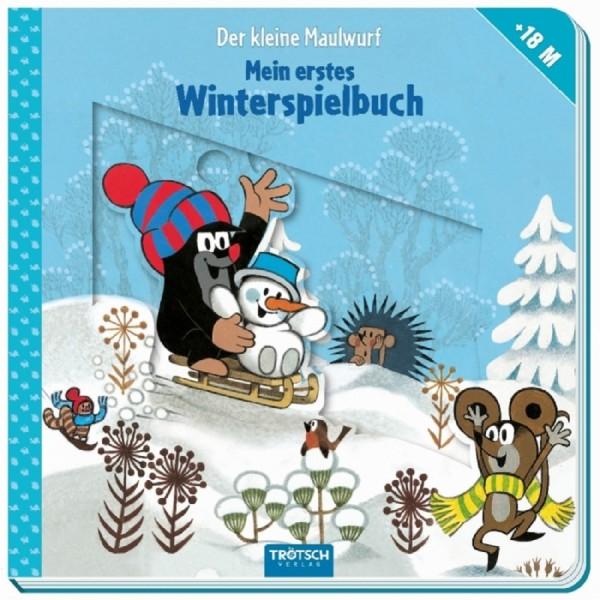 Der kleine Maulwurf - Mein erstes Winterspielbuch