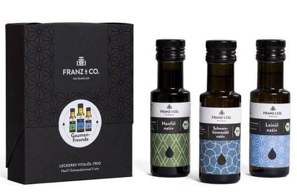 Franz & Co. Gaumenfreunde- Vitalöle