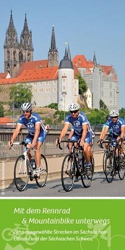 Mit dem Rennrad & Mountainbike unterwegs