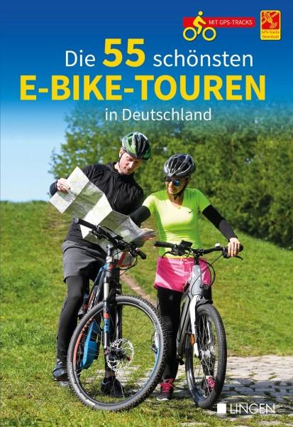 Sie 55 schönsten E-Bike-Touren in Deutschland