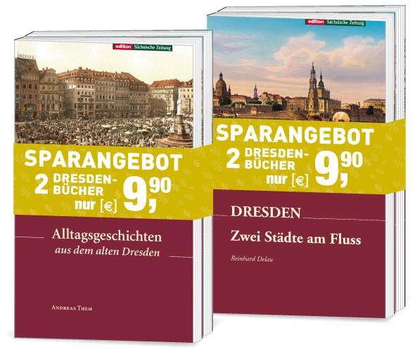 """Sparangebot """"Doppeltes Dresden"""""""