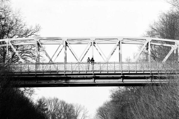 Wandbild Görlitz - Teufelsbrücke (Motiv RB05)