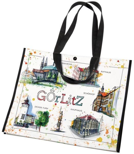 Görlitz - Fineart: PET-Tasche