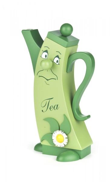 Räucherfigur Teekanne