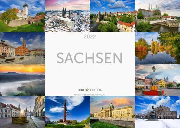 Sachsen Kalender 2022