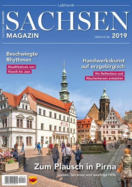 Sachsen-Magazin 2019