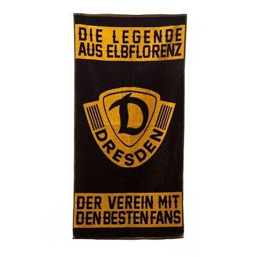 "Dynamo Dresden - Handtuch ""Legende"" 50 x 100 cm"