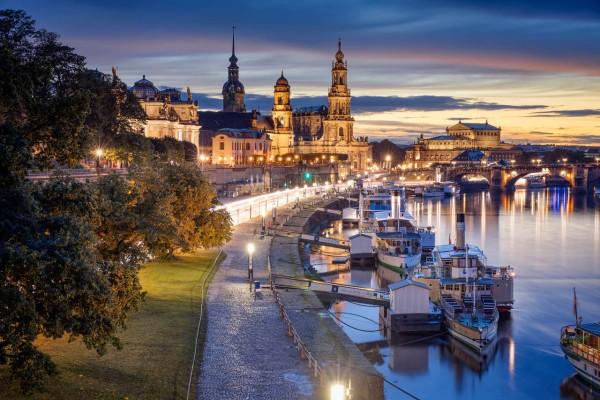 Wandbild Dresden (Motiv 00875)