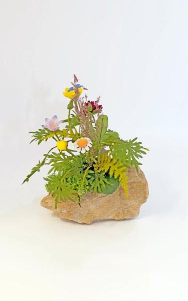 Blumengesteck Panoramafels
