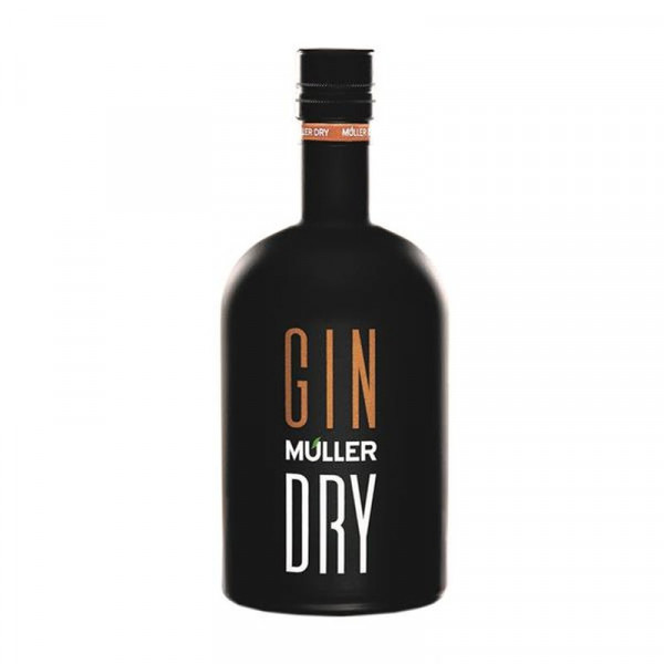 MÜLLER DRY GIN 45% VOL