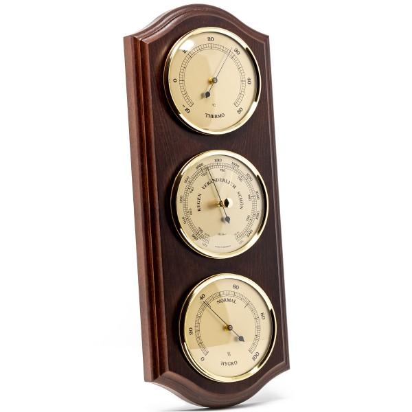 DDV Lokal - Fischer Barometer - Wetterstation - 1