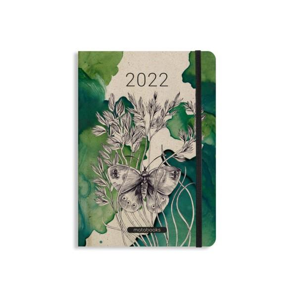 A5 Kalender 2022 - Samaya Nocturnal