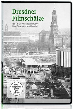 DVD Dresdner Filmschätze - Teil 4