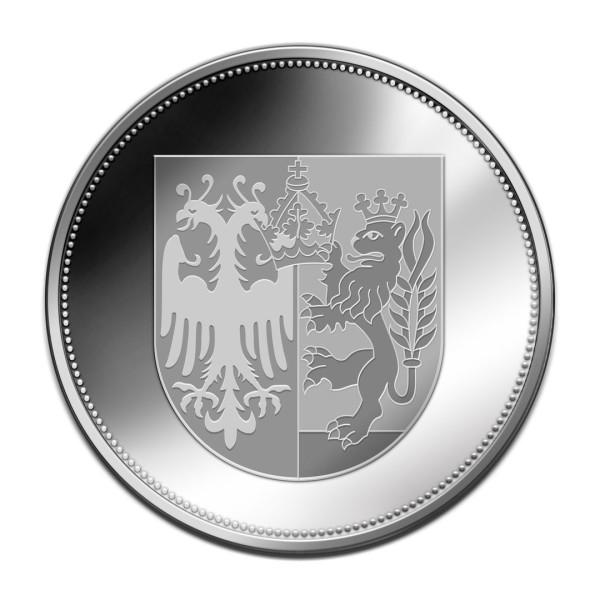 """Sonderprägung Feinsilber 3er Set - """"950 Jahre Görlitz"""""""