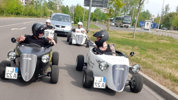 Hot Rod Country Tour Leipzig