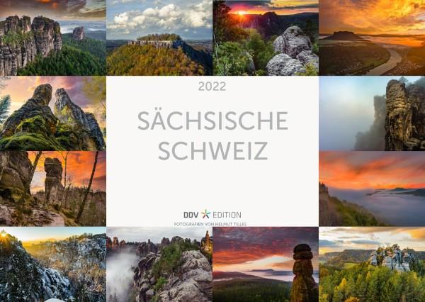 Sächsische Schweiz Kalender 2022