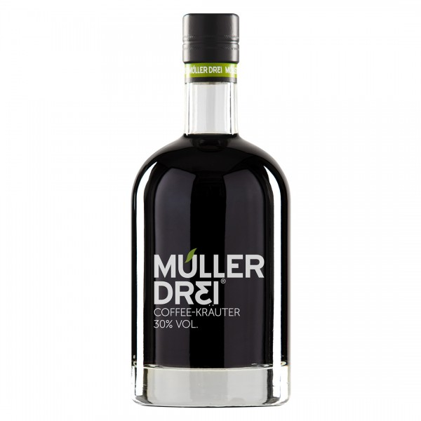 MÜLLER DREI - Sächsischer Coffee-Kräuter 30% VOL