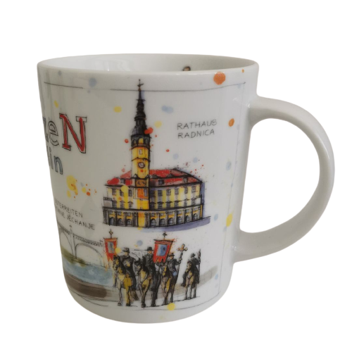 Bautzen - Fineart: Tasse