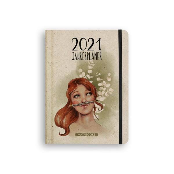 DDV Lokal - Matabooks - Kalender Good Vibes