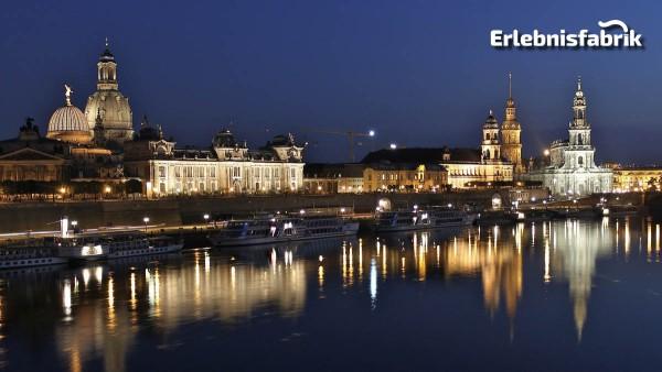 Speedboot Tour in Dresden – Schlösser gucken