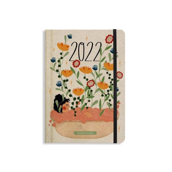 A5 Kalender 2022 - Samaya Selflove