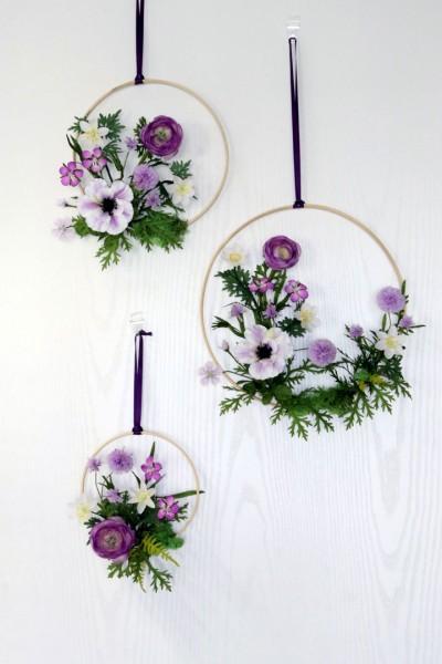 Blumenring Blütenrausch 3er-Set