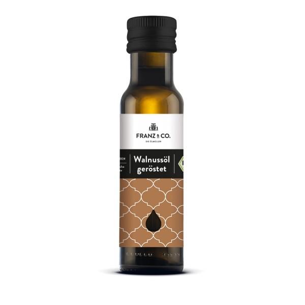 Franz & Co. Bio-Walnussöl - geröstet