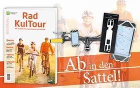 Sparset RadKulTour 2017 + Handyhalterung