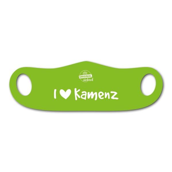 Mund- u. Nasenmaske I love Kamenz
