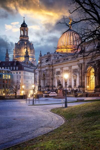 Wandbild Dresden (Motiv 00777)