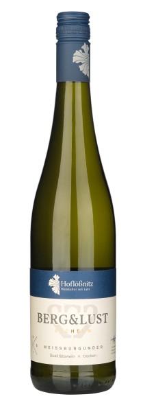 2018 Berg & Lust Weißburgunder Qualitätswein Trocken