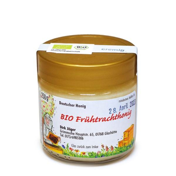 Bio-Frühlings-Honig 250 g