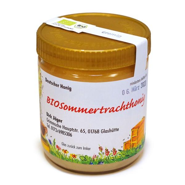 Bio-Sommer-Honig 500 g