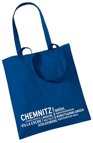 """Stoffbeutel """"Chemnitz - Sehenswürdigkeiten"""""""