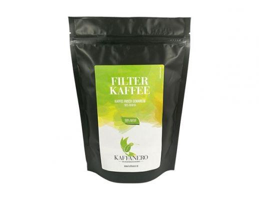 Filterkaffee Grün - Natura
