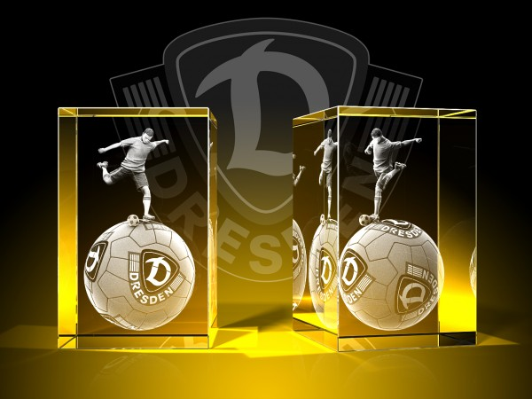Ball - Dynamo Logo - Quader