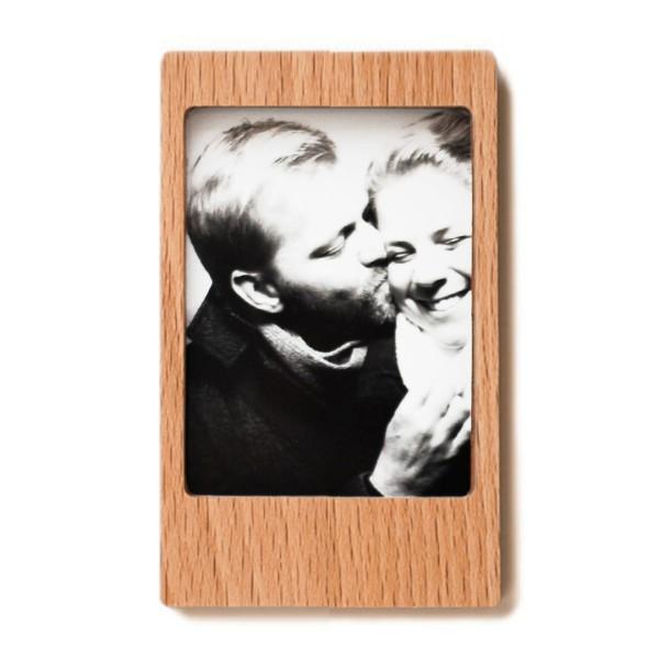Holz-Bilderrahmen Instax Mini - 2er Set