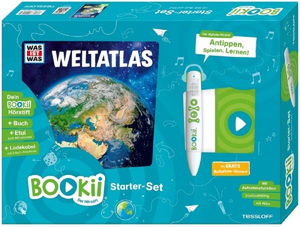 BOOKii® Starter-Set WAS IST WAS Weltatlas