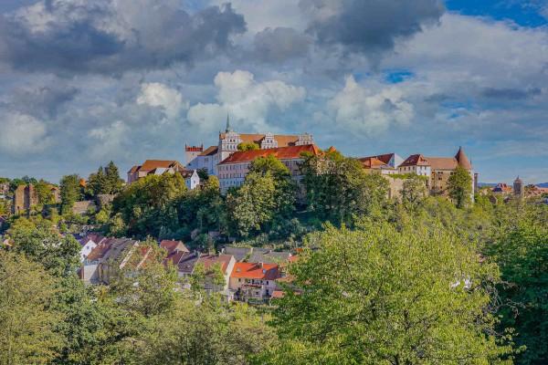 Wandbild Bautzen - Die Ortenburg (Motiv DMBZ36)