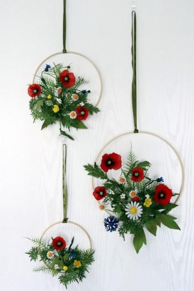 Blumenring Sommertag 3er-Set