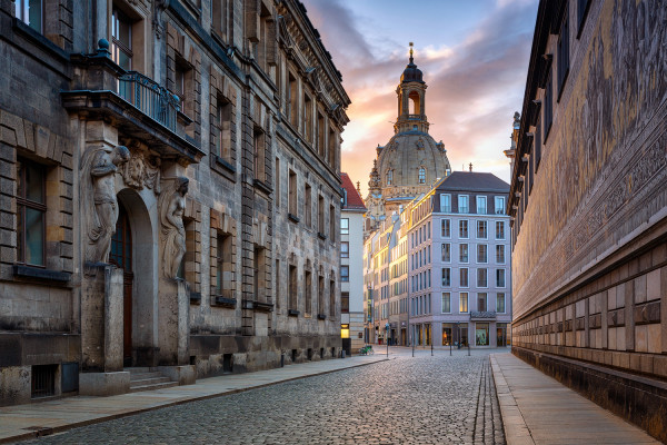 Wandbild Dresden (Motiv 00635)