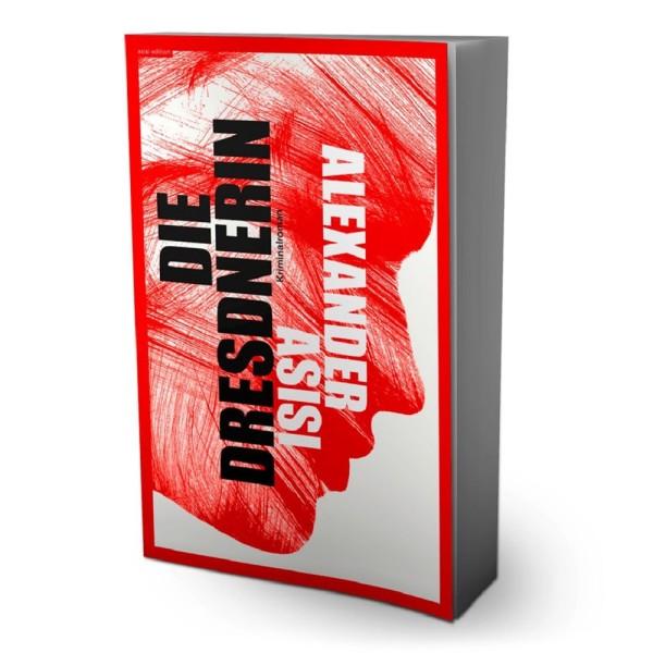 Die Dresdnerin - Kriminalroman