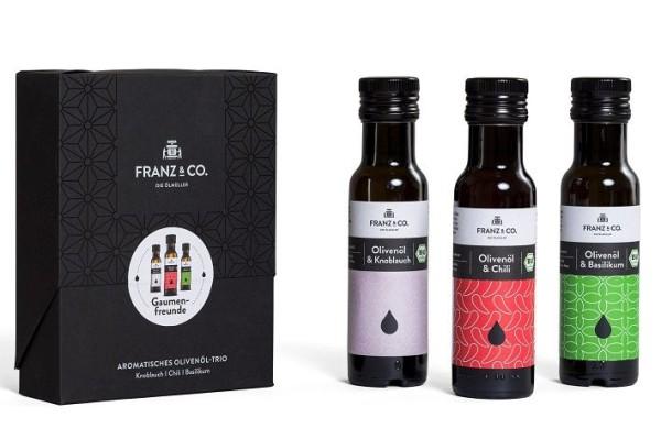Franz & Co. Gaumenfreunde - Würzöle