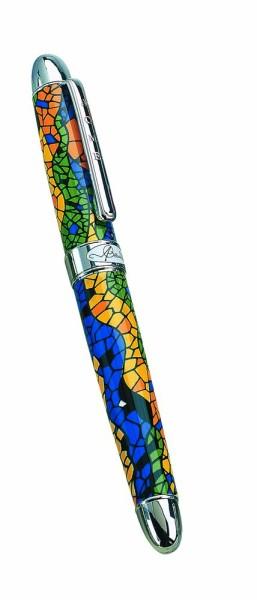 """Künstler-Tintenroller """"Mosaik"""" Antoni Gaudí"""
