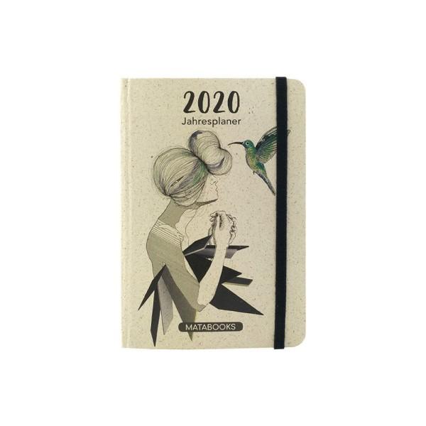 Jahresplaner Samaya 2020 - Charlotte
